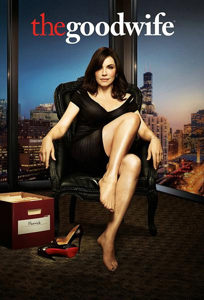 TV ratings for The Good Wife in Chile. CBS TV series