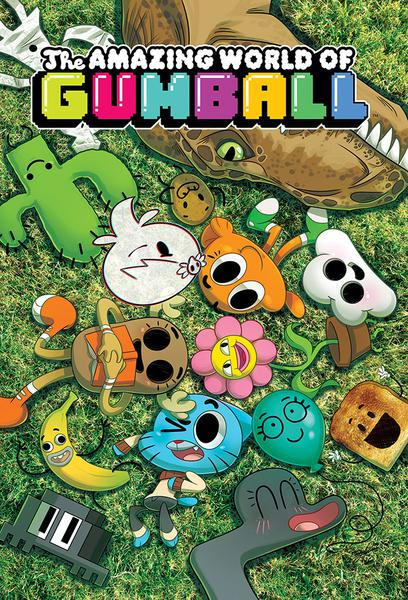 TV ratings for The Amazing World Of Gumball in Denmark. Cartoon Network TV series