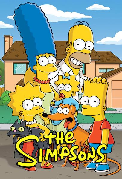 TV ratings for The Simpsons in Russia. FOX TV series