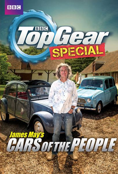 TV ratings for James May's Cars Of The People in Brazil. BBC Two TV series