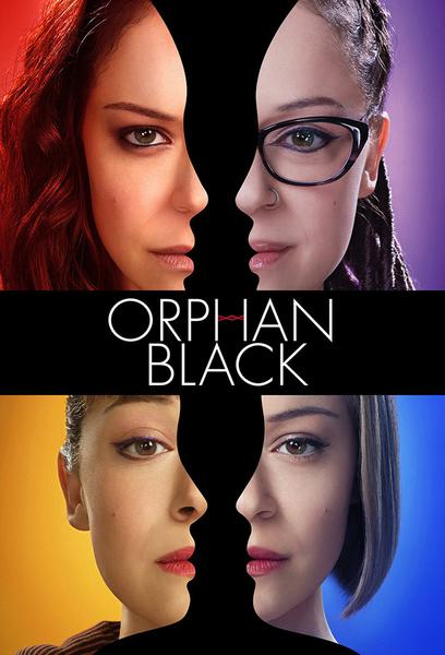 TV ratings for Orphan Black in the United States. Space TV series
