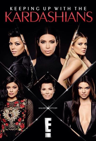 TV ratings for Keeping Up With The Kardashians in the United States. E! TV series