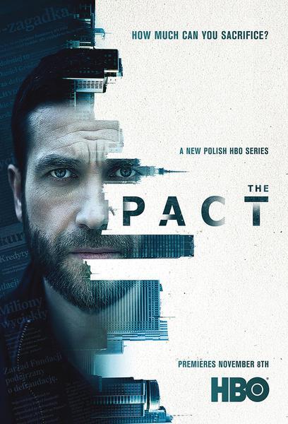TV ratings for Pakt in Denmark. HBO Polska TV series