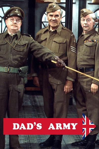 TV ratings for Dad's Army in Colombia. BBC One TV series