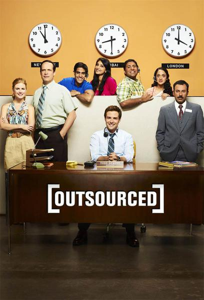 TV ratings for Outsourced in Canada. NBC TV series