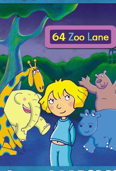 TV ratings for 64 Zoo Lane in Brazil. CBeebies TV series