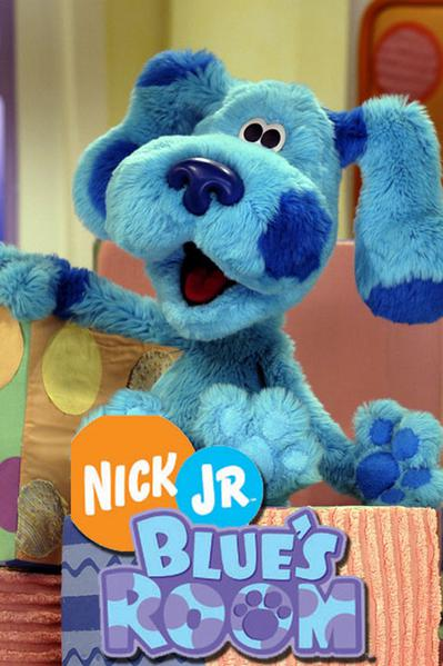 TV ratings for Blue's Room in the United States. Nickelodeon TV series