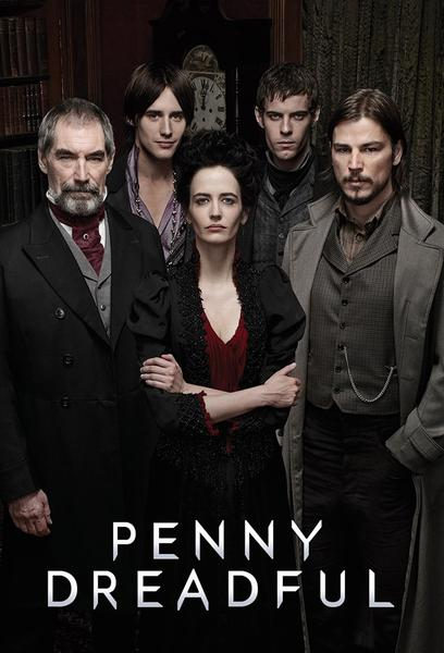 TV ratings for Penny Dreadful in Australia. Showtime TV series