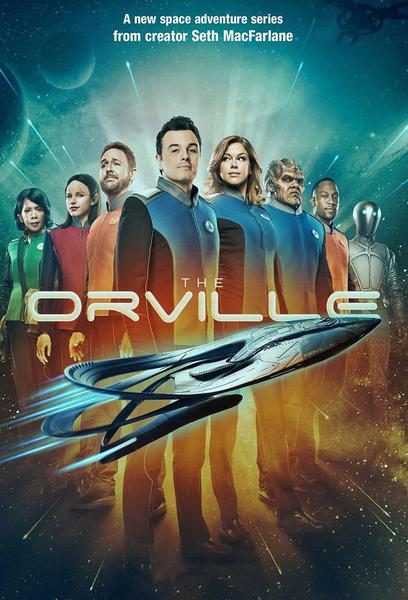 TV ratings for The Orville in South Africa. FOX TV series