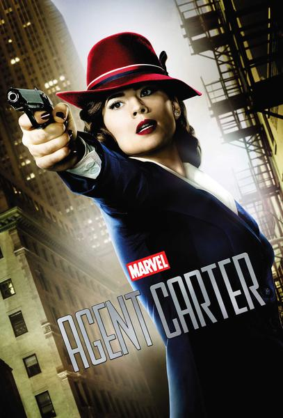 TV ratings for Marvel's Agent Carter in the United States. ABC TV series