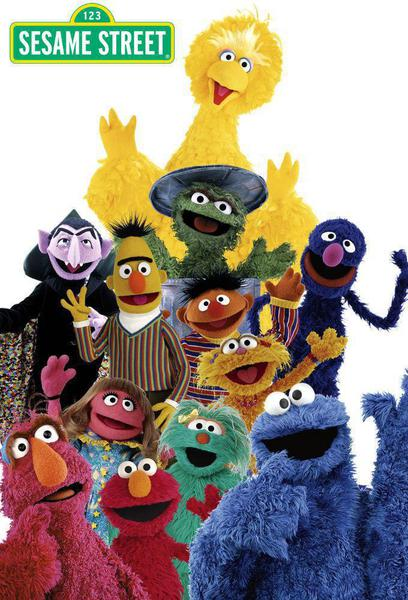 TV ratings for Sesame Street in Brazil. PBS TV series