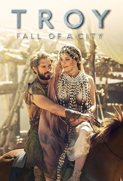 TV ratings for Troy: Fall Of A City in Denmark. Netflix TV series