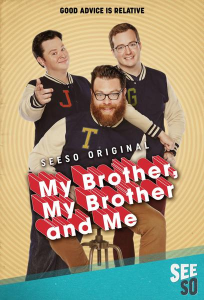 TV ratings for My Brother, My Brother And Me in the United States. Seeso TV series