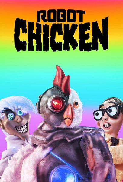 TV ratings for Robot Chicken in the United States. Adult Swim TV series