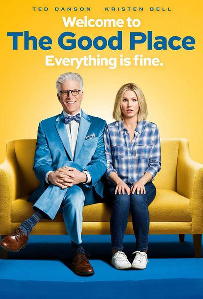 TV ratings for The Good Place in South Africa. NBC TV series