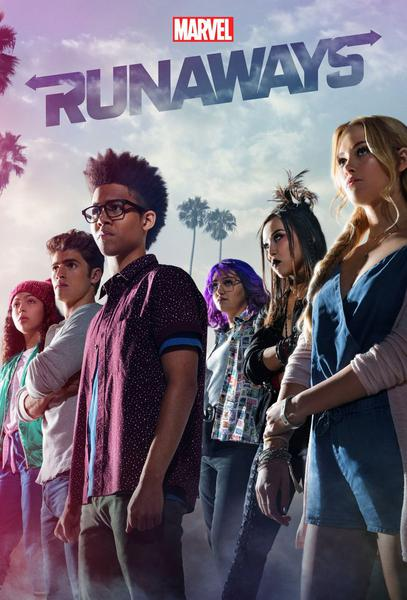 TV ratings for Marvel's Runaways in the United States. Hulu TV series