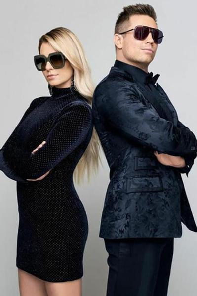 TV ratings for Miz & Mrs in Russia. USA Network TV series