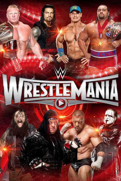 TV ratings for WWE Wrestlemania in Mexico. WWE Network TV series