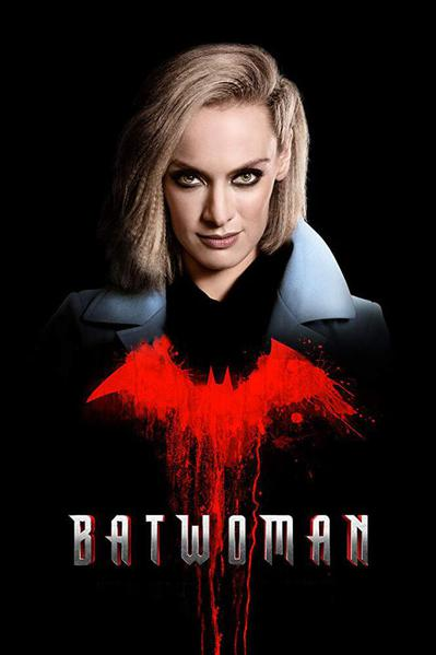 TV ratings for Batwoman in Denmark. The CW TV series