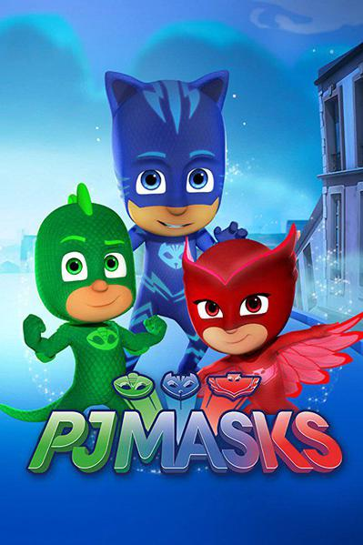 TV ratings for PJ Masks in Norway. Disney Junior TV series