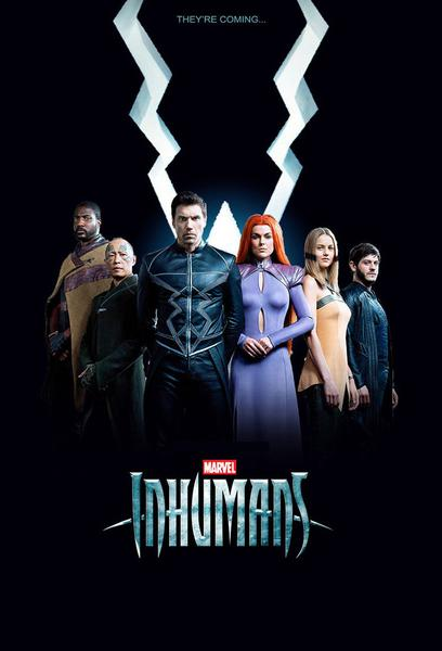 TV ratings for Marvel's Inhumans in South Africa. ABC TV series