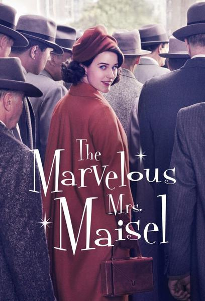 TV ratings for The Marvelous Mrs. Maisel in Mexico. Amazon Prime Video TV series
