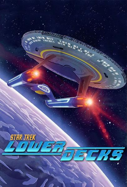 TV ratings for Star Trek: Lower Decks in Argentina. CBS All Access TV series