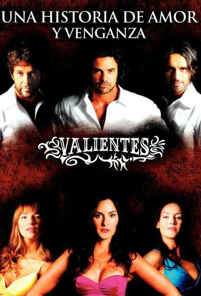 TV ratings for Valientes in the United States. Telefe TV series