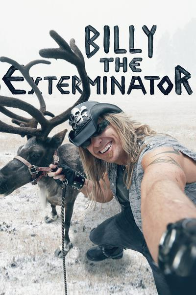 TV ratings for Billy The Exterminator in Japan. A&E TV series