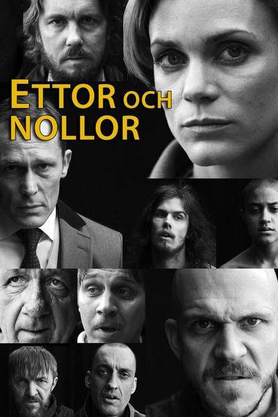 TV ratings for Ettor Och Nollor in Sweden. SVT TV series