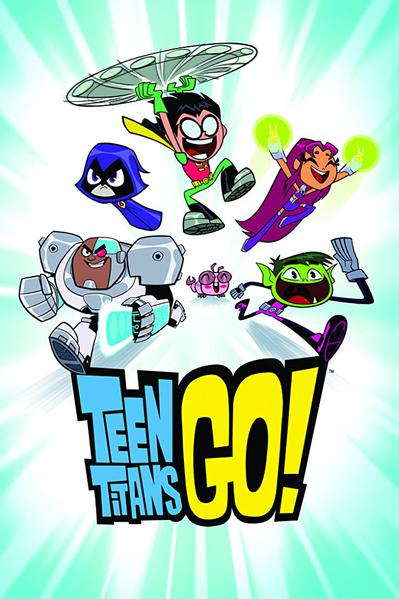 TV ratings for Teen Titans Go! in South Africa. Cartoon Network TV series