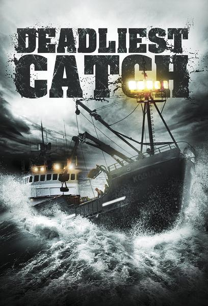TV ratings for Deadliest Catch in Turkey. Discovery Channel TV series