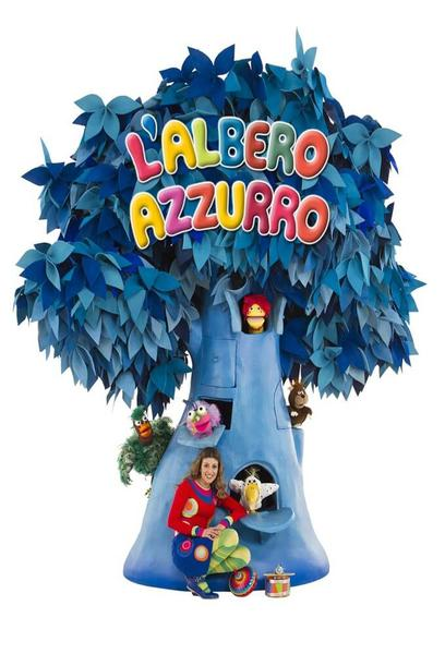 TV ratings for L'albero Azzurro in the United States. Rai 1 TV series