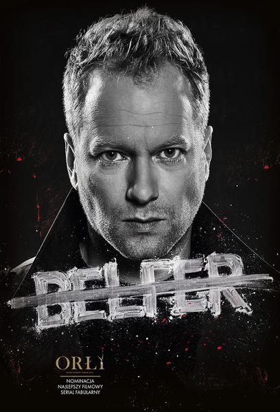 TV ratings for Belfer in Argentina. Canal+ Polska TV series