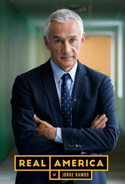 TV ratings for Real America With Jorge Ramos in Mexico. Facebook Watch TV series