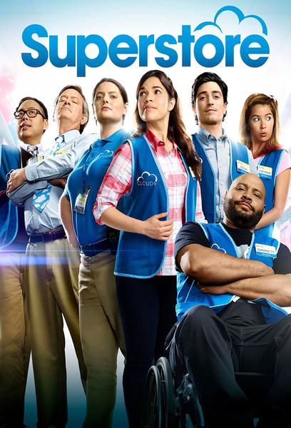TV ratings for Superstore in New Zealand. NBC TV series