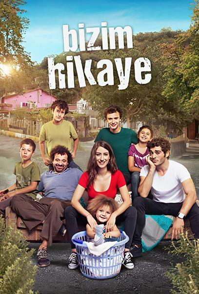 TV ratings for Bizim Hikaye in Turkey. FOX Türkiye TV series