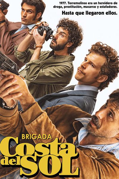 TV ratings for Brigada Costa Del Sol in Colombia. Telecinco TV series