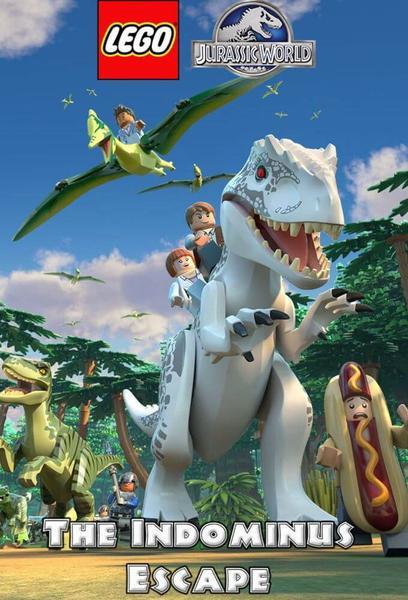 TV ratings for Lego Jurassic World: Indominous Escape in Turkey. YouTube TV series