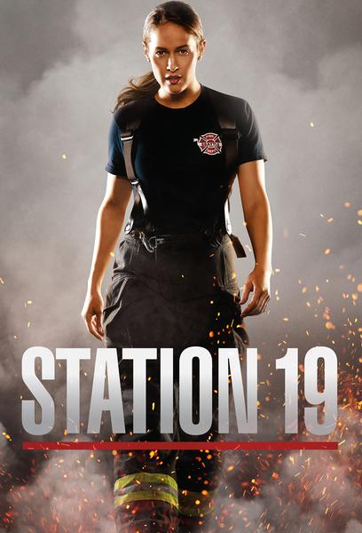 TV ratings for Station 19 in Chile. ABC TV series
