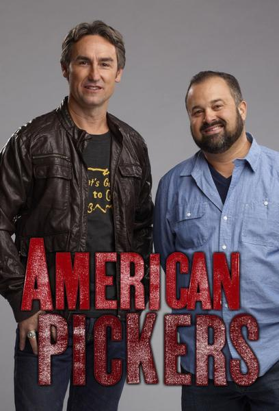 TV ratings for American Pickers in Turkey. History TV series