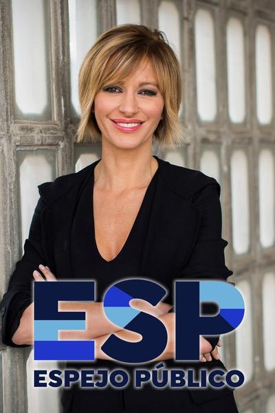 TV ratings for Espejo Público in the United States. Antena 3 TV series