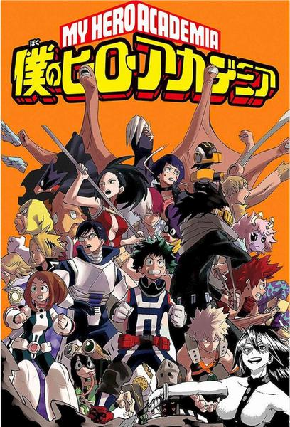 TV ratings for My Hero Academia in France. YTV TV series