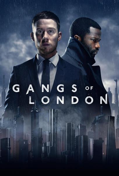 TV ratings for Gangs Of London in Colombia. Sky Atlantic TV series