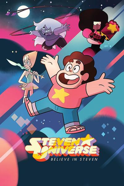 TV ratings for Steven Universe in Italy. Cartoon Network TV series