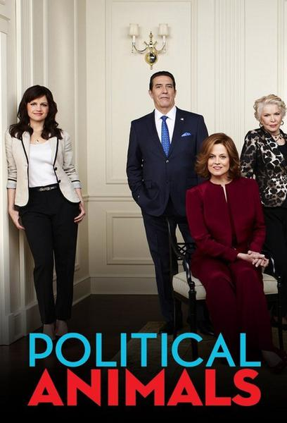 TV ratings for Political Animals in the United States. USA Network TV series