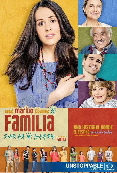 TV ratings for Mi Marido Tiene Más Familia in the United States. Las Estrellas TV series
