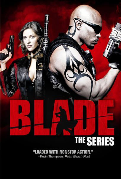 TV ratings for Blade: The Series in Sweden. Spike TV series