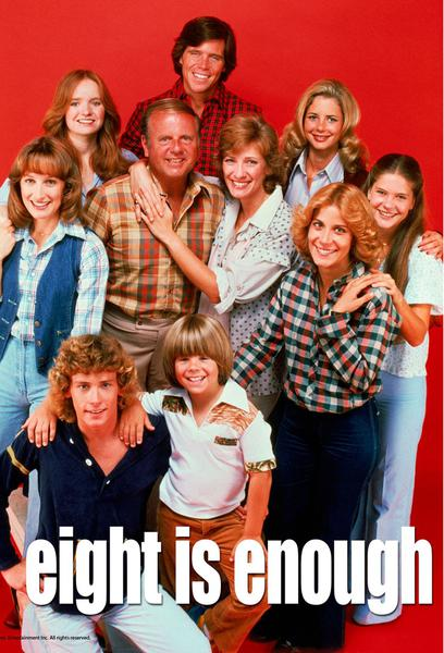 TV ratings for Eight Is Enough in Norway. ABC TV series