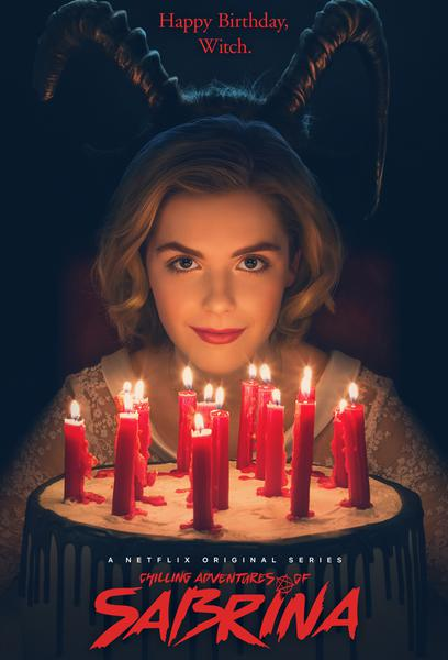 TV ratings for Chilling Adventures Of Sabrina in India. Netflix TV series